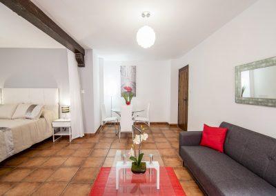 Apartamento turístico calle Pavaneras Granada