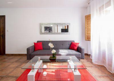 Apartamento turístico calle Pavaneras en Granada