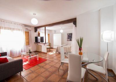 Apartamentos turísticos calle Pavaneras Granada