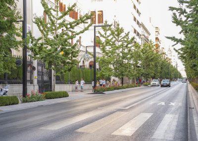 apartamentos en Gran Vía Granada centro