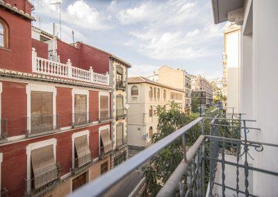 apartamento en Gran Vía Granada
