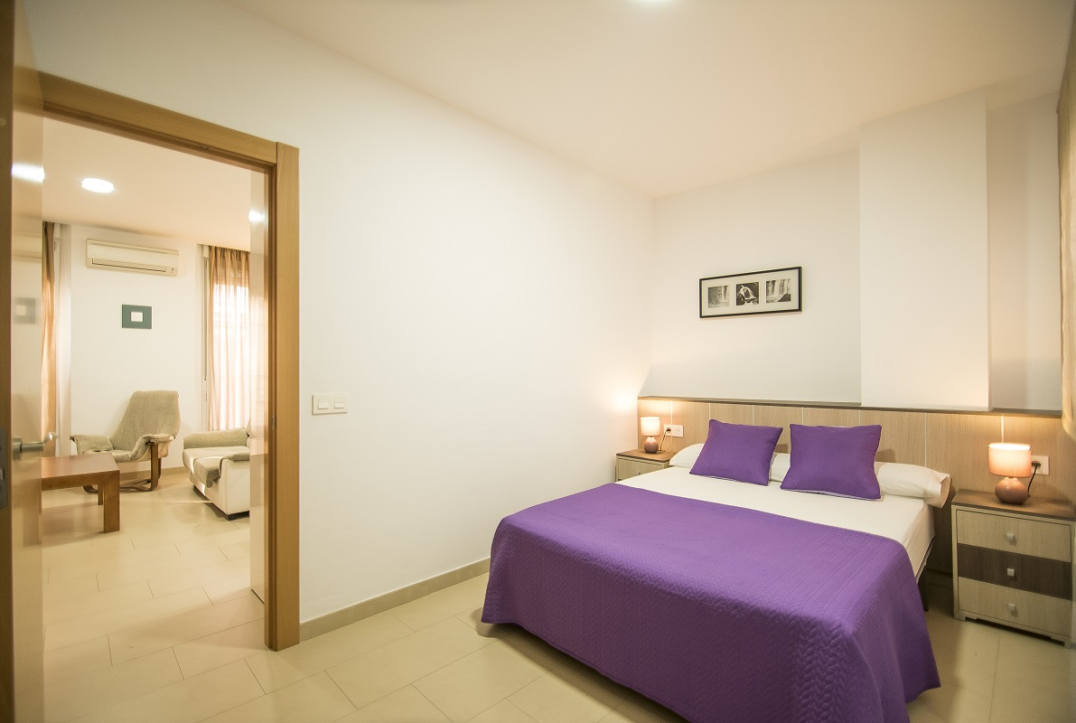 Apartamentos turísticos en centro de Granada