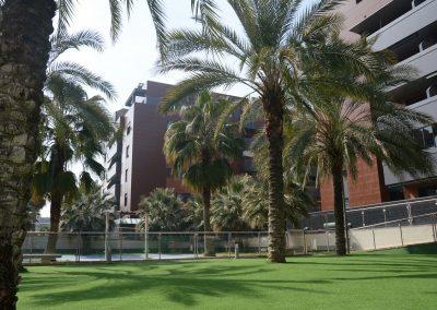 Apartamentos turísticos en parque de las ciencias Granada con jardin