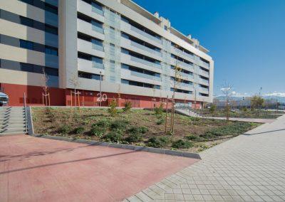 Apartamento Turístico en Granada con pista padel