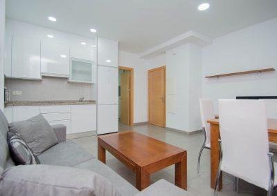 Reservar apartamento turístico Granada calle gran via